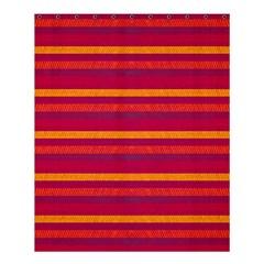 Lines Shower Curtain 60  X 72  (medium)  by Valentinaart