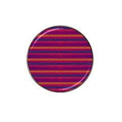 Lines Hat Clip Ball Marker by Valentinaart
