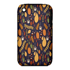 Macaroons Autumn Wallpaper Coffee Iphone 3s/3gs by Alisyart