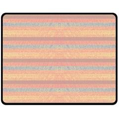 Lines Fleece Blanket (medium)  by Valentinaart