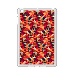 Modern Graphic Ipad Mini 2 Enamel Coated Cases by Alisyart
