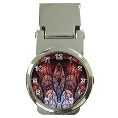 Abstract Fractal Money Clip Watches by Simbadda