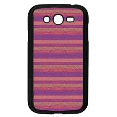 Lines Samsung Galaxy Grand Duos I9082 Case (black) by Valentinaart