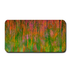 Abstract Trippy Bright Melting Medium Bar Mats by Simbadda