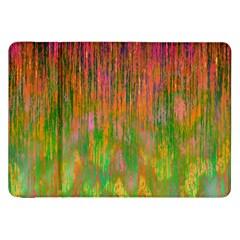 Abstract Trippy Bright Melting Samsung Galaxy Tab 8 9  P7300 Flip Case by Simbadda