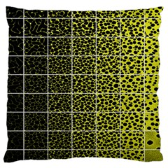 Pixel Gradient Pattern Large Cushion Case (one Side) by Simbadda