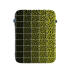 Pixel Gradient Pattern Apple Ipad 2/3/4 Protective Soft Cases by Simbadda