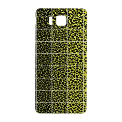 Pixel Gradient Pattern Samsung Galaxy Alpha Hardshell Back Case by Simbadda