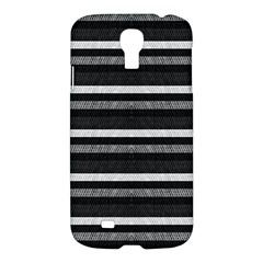 Lines Samsung Galaxy S4 I9500/i9505 Hardshell Case by Valentinaart