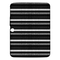Lines Samsung Galaxy Tab 3 (10 1 ) P5200 Hardshell Case  by Valentinaart