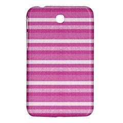 Lines Samsung Galaxy Tab 3 (7 ) P3200 Hardshell Case  by Valentinaart