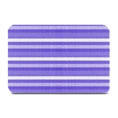 Lines Plate Mats by Valentinaart