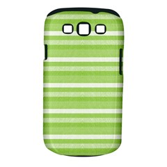 Lines Samsung Galaxy S Iii Classic Hardshell Case (pc+silicone) by Valentinaart