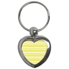 Lines Key Chains (heart)  by Valentinaart