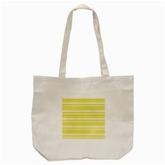 Lines Tote Bag (cream) by Valentinaart