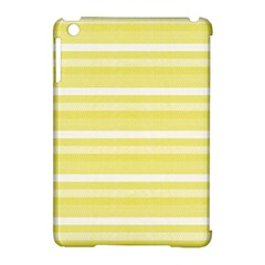 Lines Apple Ipad Mini Hardshell Case (compatible With Smart Cover) by Valentinaart