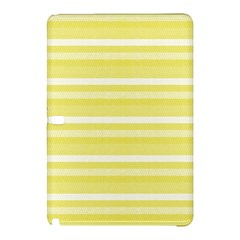 Lines Samsung Galaxy Tab Pro 12 2 Hardshell Case by Valentinaart