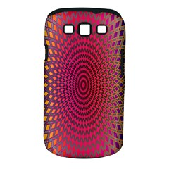 Abstract Circle Colorful Samsung Galaxy S Iii Classic Hardshell Case (pc+silicone) by Simbadda