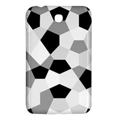 Pentagons Decagram Plain Triangle Samsung Galaxy Tab 3 (7 ) P3200 Hardshell Case  by Alisyart