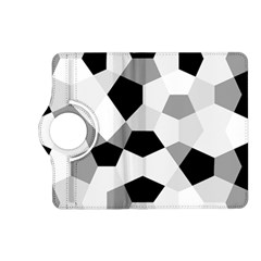 Pentagons Decagram Plain Triangle Kindle Fire Hd (2013) Flip 360 Case by Alisyart