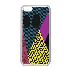 Sally Skellington Fabric Apple Iphone 5c Seamless Case (white) by Alisyart
