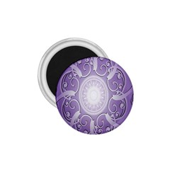 Purple Background With Artwork 1 75  Magnets by Alisyart
