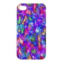 Abstract Trippy Bright Sky Space Apple Iphone 4/4s Hardshell Case by Simbadda