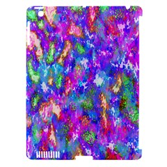 Abstract Trippy Bright Sky Space Apple Ipad 3/4 Hardshell Case (compatible With Smart Cover) by Simbadda