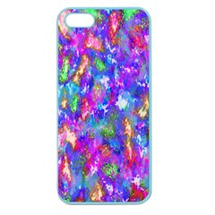 Abstract Trippy Bright Sky Space Apple Seamless Iphone 5 Case (color) by Simbadda