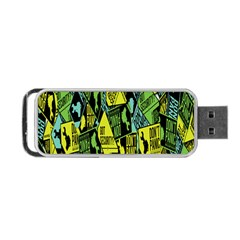 Don t Panic Digital Security Helpline Access Portable Usb Flash (two Sides) by Alisyart