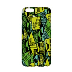 Don t Panic Digital Security Helpline Access Apple Iphone 6/6s Hardshell Case by Alisyart