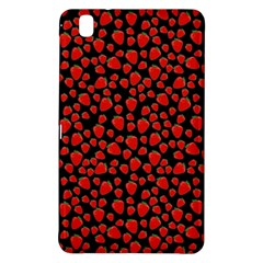 Strawberry  Pattern Samsung Galaxy Tab Pro 8 4 Hardshell Case by Valentinaart