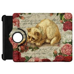 Vintage Kitten  Kindle Fire Hd 7  by Valentinaart