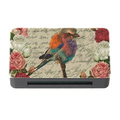 Vintage Bird Memory Card Reader With Cf by Valentinaart