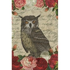Vintage Owl 5 5  X 8 5  Notebooks by Valentinaart