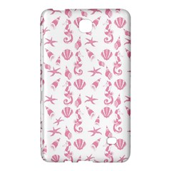 Seahorse Pattern Samsung Galaxy Tab 4 (8 ) Hardshell Case  by Valentinaart