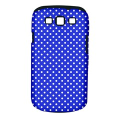 Polka Dots Samsung Galaxy S Iii Classic Hardshell Case (pc+silicone) by Valentinaart