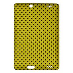 Polka Dots Amazon Kindle Fire Hd (2013) Hardshell Case by Valentinaart