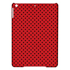Polka Dots Ipad Air Hardshell Cases by Valentinaart