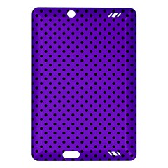 Polka Dots Amazon Kindle Fire Hd (2013) Hardshell Case by Valentinaart