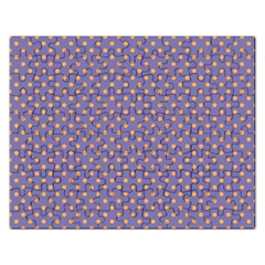 Polka Dots Rectangular Jigsaw Puzzl by Valentinaart