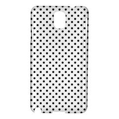 Polka Dots Samsung Galaxy Note 3 N9005 Hardshell Case by Valentinaart