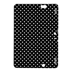 Polka Dots Kindle Fire Hdx 8 9  Hardshell Case by Valentinaart
