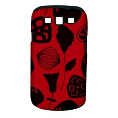 Congregation Of Floral Shades Pattern Samsung Galaxy S Iii Classic Hardshell Case (pc+silicone) by Simbadda