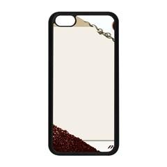 Greeting Card Coffee Mood Apple Iphone 5c Seamless Case (black) by Simbadda