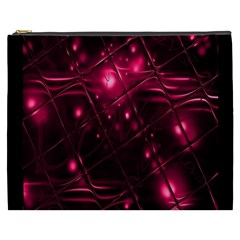 Picture Of Love In Magenta Declaration Of Love Cosmetic Bag (xxxl)  by Simbadda