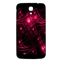 Picture Of Love In Magenta Declaration Of Love Samsung Galaxy Mega I9200 Hardshell Back Case by Simbadda