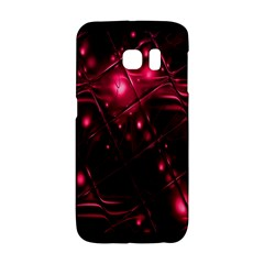Picture Of Love In Magenta Declaration Of Love Galaxy S6 Edge by Simbadda