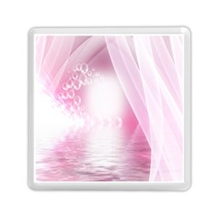 Realm Of Dreams Light Effect Abstract Background Memory Card Reader (square)  by Simbadda