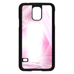 Realm Of Dreams Light Effect Abstract Background Samsung Galaxy S5 Case (Black) by Simbadda